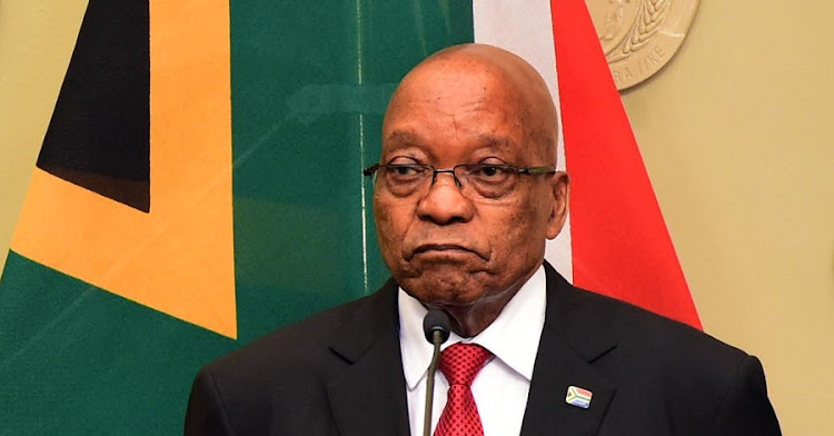 Jacob Zuma. Picture: GCIS