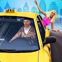 Mental Taxi Simulator - Taxi Game icon