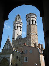 Photo: An old church, now preserved as a relic in Chalon-sur-Saone.