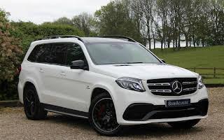 Mercedes-Benz GLS 63 Rent Monaco