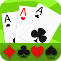 Solitaire Teen Patti Lucky King icon