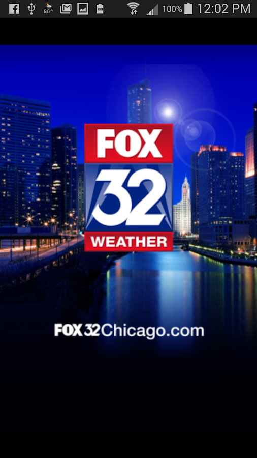 FOX 32 Weather- screenshot