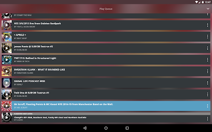 Mixcloud - Radio & DJ mixes Screenshot 7