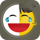 Cute Emoji Maker: Moji Fun icon