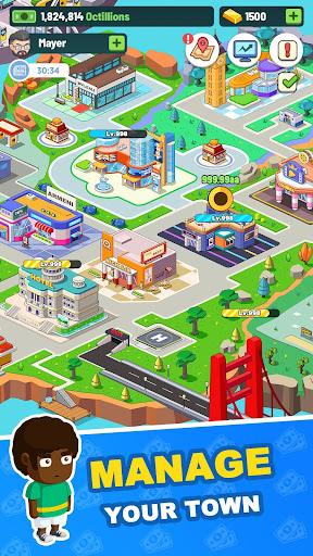 Idle Investor - Best idle game  screenshots 1