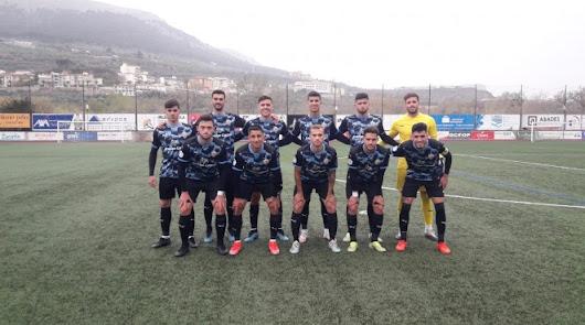 0-1: El Almería B da un golpe encima de la mesa y mira a la parte alta