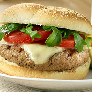California Turkey Burger