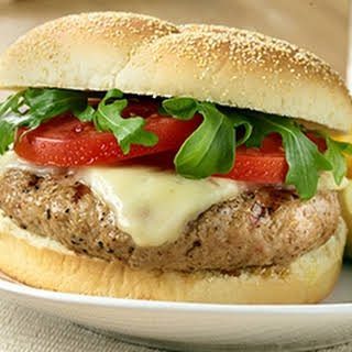 California Turkey Burger.