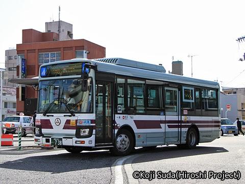石見交通 浜田 ・738