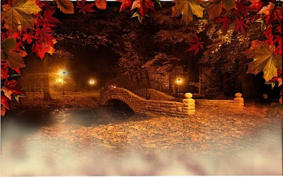 Autumn Twinkle Lights Live Wallpaper 16 Seedroid