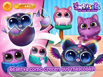 Smolsies - Mi Mascotas Virtual Screenshot