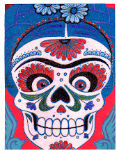 Photo: Wenchkin's Mail Art 366 - Day 209 - Card 209a