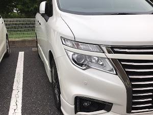 エルグランド TNE52 2019年250 highway STAR premium urban Chromのカスタム事例画像 tatsuya0044さんの2020年07月24日14:34の投稿