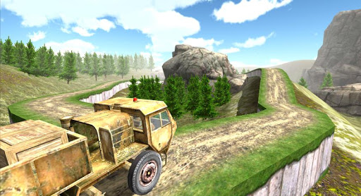 Truck Driver Offroad 3D