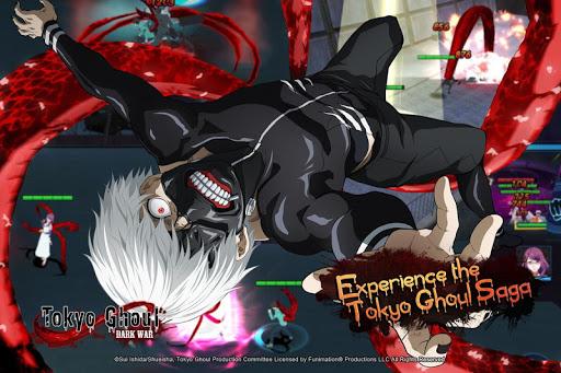 Tokyo Ghoul: Dark War 1.1.8 1