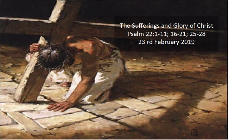 The Sufferings and Glory of Christ
