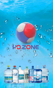 H2O ZONE , Ordering water just in few clicks- screenshot thumbnail