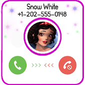 Princess Snow White Vidеo Call Simulator