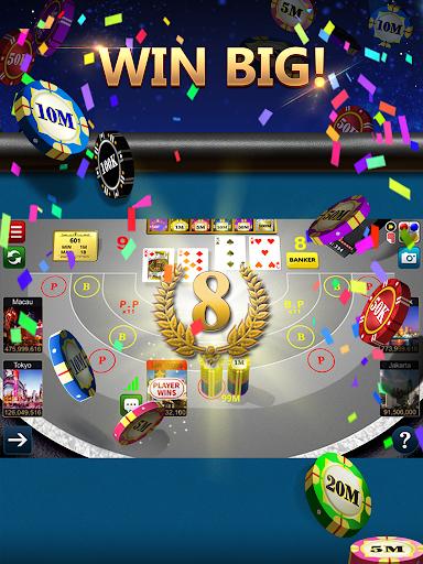 Dragon Ace Casino - Baccarat 1.1.0 screenshots 7