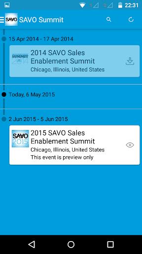 SAVO Summit