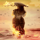 Fiery Ocean Girl LWP Download for PC Windows 10/8/7