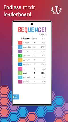 Sequence - The Game apkdebit screenshots 5
