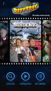 RiffTrax - Movies Made Funny!- screenshot thumbnail
