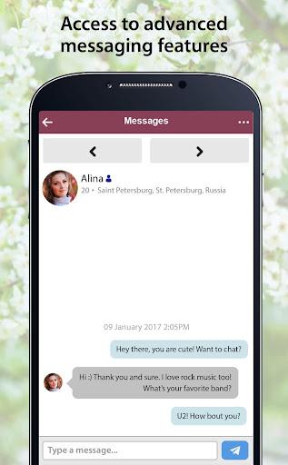 RussianCupid - Russian Dating App 3.1.4.2376 screenshots 4