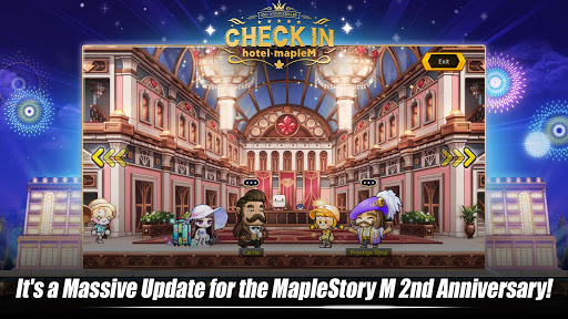 MapleStory M - Open World MMORPG apklade screenshots 1