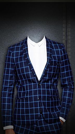 ロンドンの男のスーツ写真編集アプリ