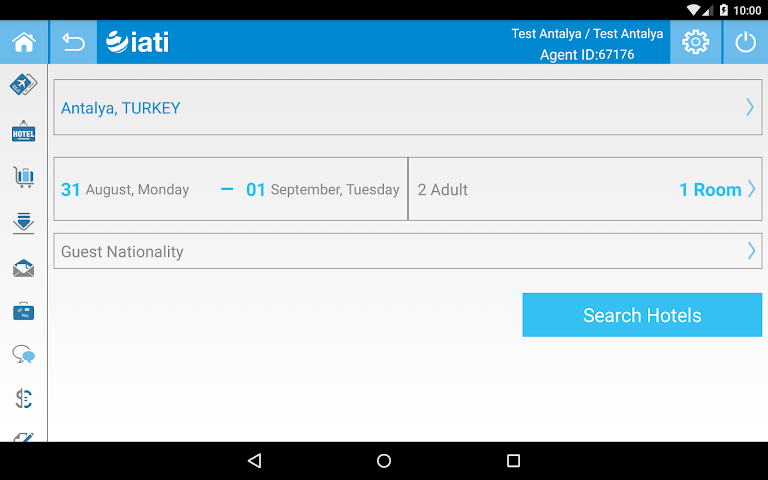 android IATI Agent Screenshot 10