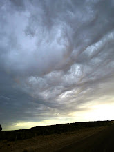 Photo: Cloud formation