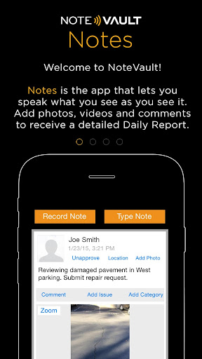NoteVault Notes