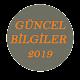 Güncel Bilgiler 2019 for PC-Windows 7,8,10 and Mac