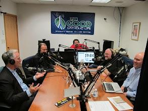 Photo: The Good Catholic Life radio show on Boston's 1060AM