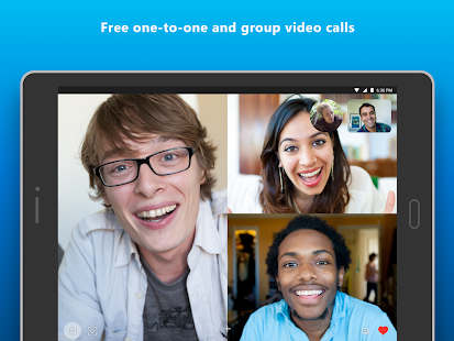 Skype - Talk. Chat. Collaborate. Screenshot