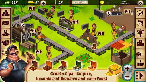 Télécharger Code Triche Idle Cigar Empire - Cigar Factory MOD APK 1