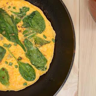 Scrambled Eggs Spinach Recipes.