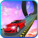 Extreme Stunts Tracks: Stunt Car Driving Games 19 icon