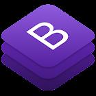 Bootstrap 4 icon