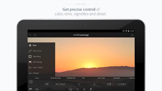 Adobe Photoshop Lightroom Screenshot 7