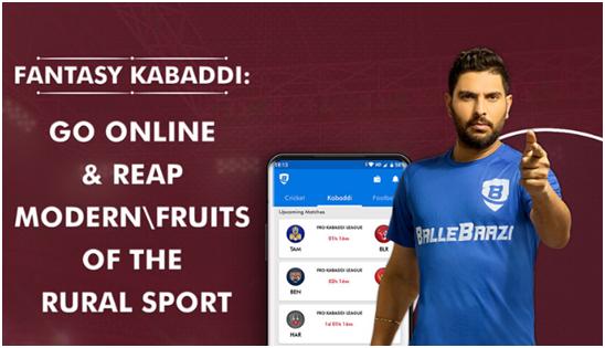 Does Playing Ballebaazi Fantasy Kabaddi helps you to Win Cash Big