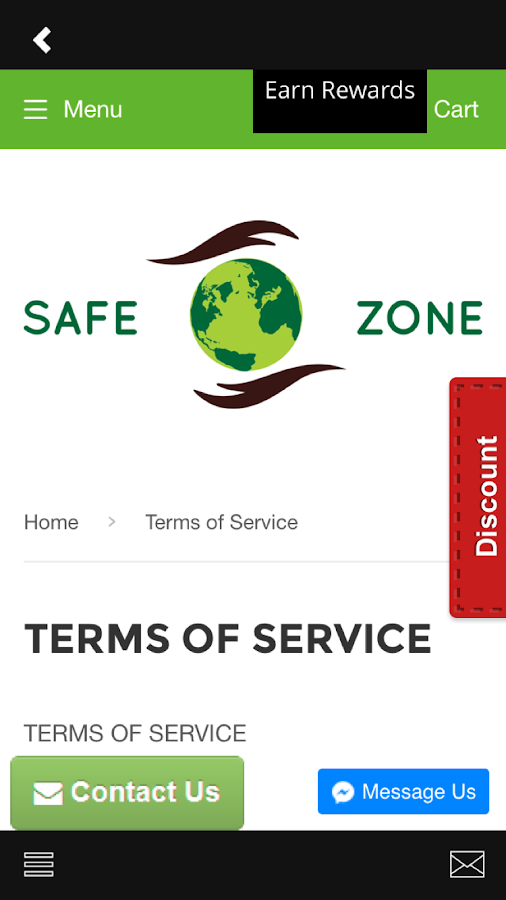 Safe Zone LLC- screenshot