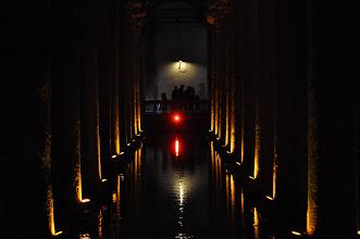 Photo: Istanbul's Cistern