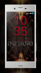 XPERIA™ Inferno Theme - náhled