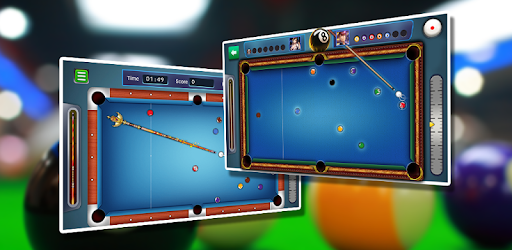 Billiards snooker - 8 Ball for PC