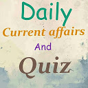 Daily Current Affairs and Quiz icon
