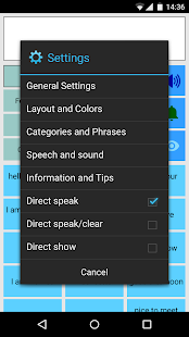 Speech Assistant AAC- screenshot thumbnail