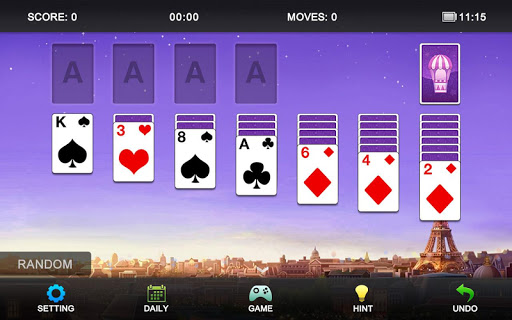 Solitaire! screenshots 15