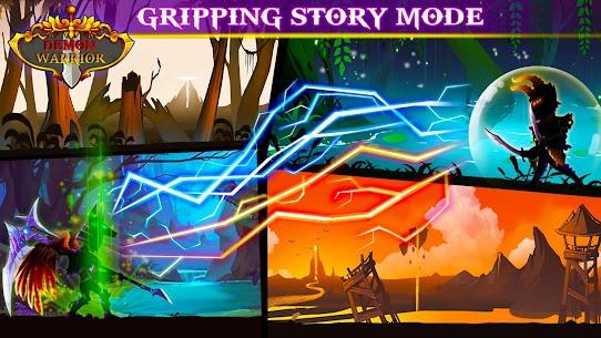Demon Warrior Premium – Stickman Shadow Action RPG 4